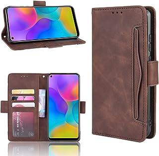 LODROC Lederen Portemonnee Case voor Huawei Geniet 10, [Kickstand Feature] Luxe PU Lederen Portemonnee Case Flip Folio Cov...