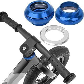 Eulbevoli Robust lätt cykel framgaffel headset främre gaffel stam headset, för barn balanscykel