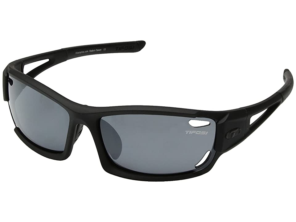 Tifosi Optics Asian Dolomite 2.0 (Matte Black) Athletic Performance Sport Sunglasses