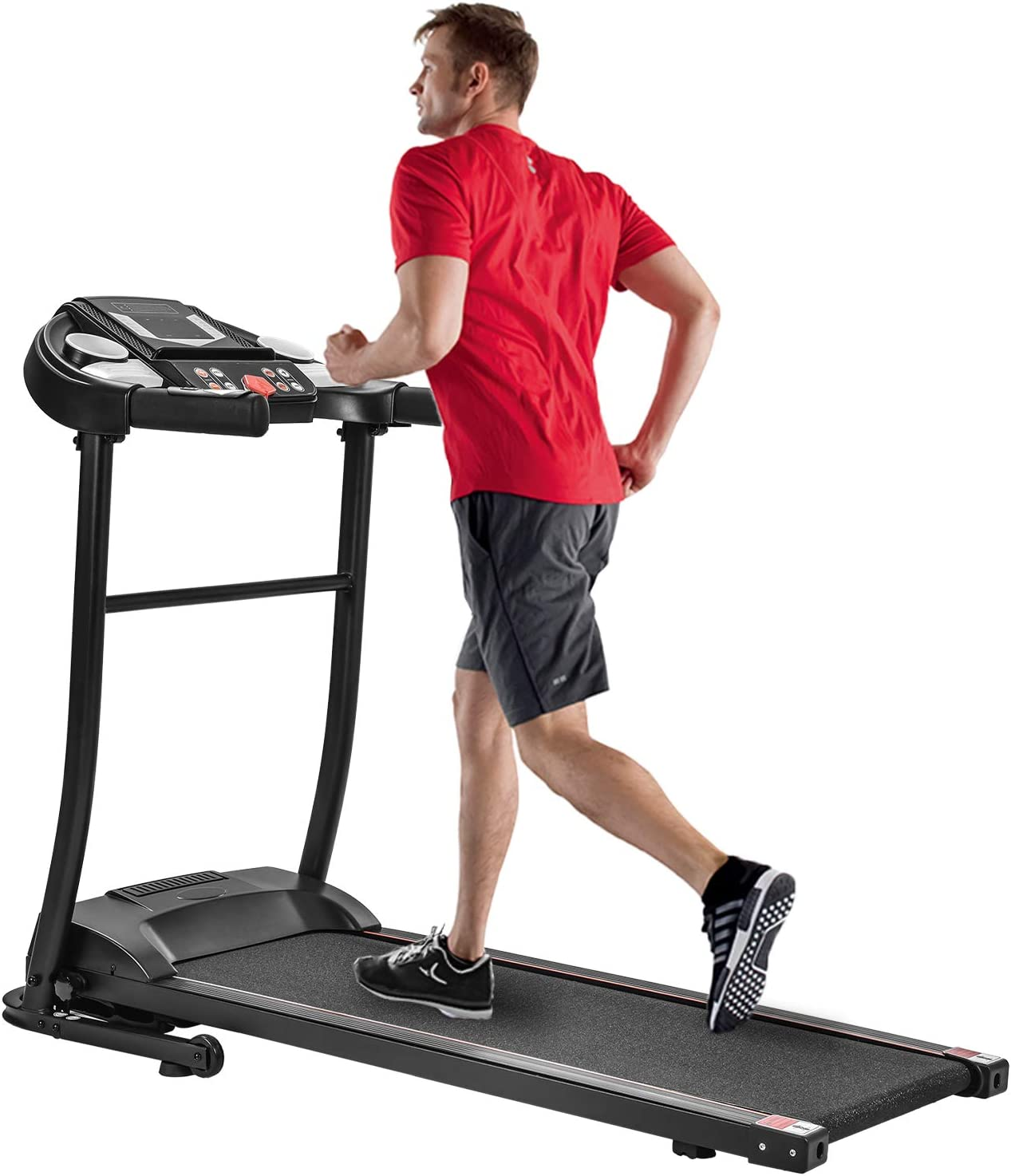 Special Campaign Folding Treadmills for OFFicial site Home 15 Programs Treadmill MP preset with