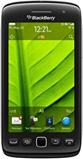 Blackberry Torch 9860 Unlocked Phone with 4GB Internal Memory, Blackberry OS 7, 3G and 5MP Camera - International Version...