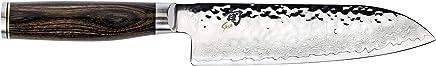 Shun Premier 7-Inch Santoku Knife (Silver)