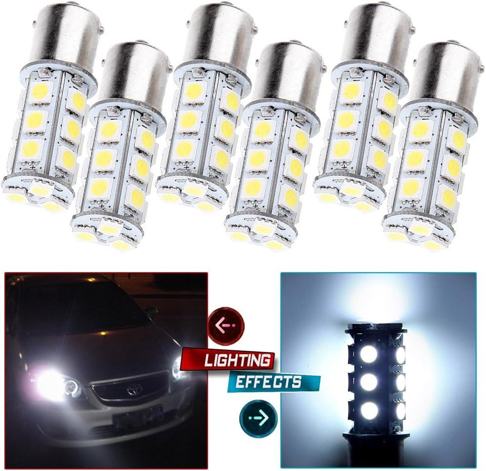 cciyu Backup Light 1156 BA15S 5050 11 Bulb All Omaha Mall items free shipping LED 7503 18SMD