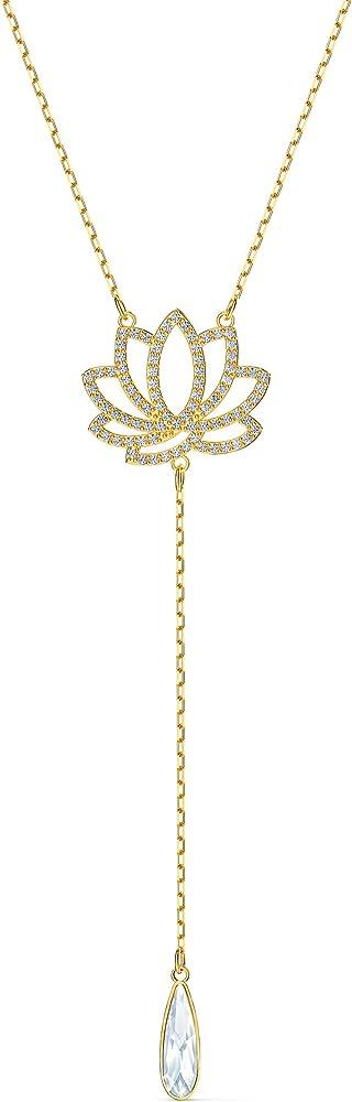 collana da donna di swarovski della collezione swa symbol,in lega di metalli anallergizzante e placatura oro 5521468