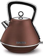 Morphy Richards Waterkoker Evoke Special Edition bruin 100101, roestvrij staal, 1,5 liter, brons