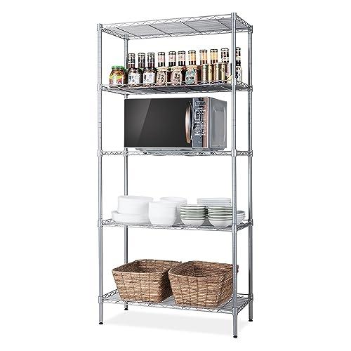 Pantry Storage Shelves: Amazon.com
