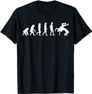 Wrestling Evolution T-Shirt Gift