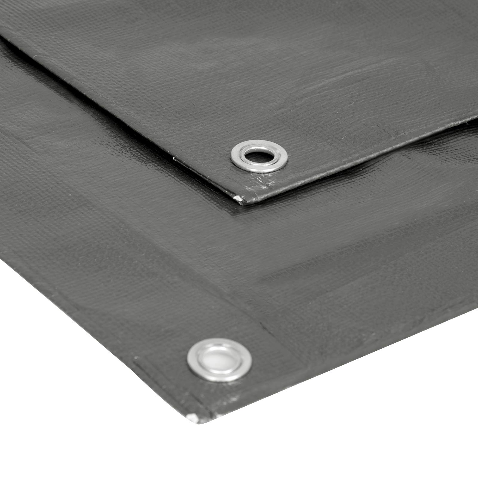 piscina lona de protecci/ón con ojales para muebles de jard/ín + cuerda de 10 m lona de protecci/ón impermeable y resistente a la rotura 120 g//m2 lona impermeable exterior 2 x 2 m CoverUp camiones
