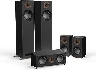 Jamo S 805 Jamo Home Cinema System Speaker Package Black - S 805 - Black
