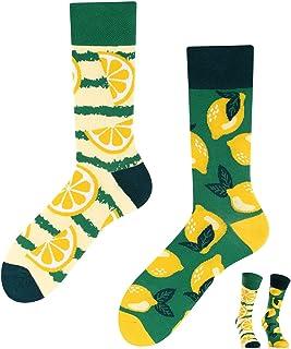 TODO COLOURS - Calcetines divertidos - Limonada - multicolor, coloridos para individualistas