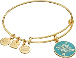 Alex and Ani - Charity by Design Arrows of Friendship Charm Bangle