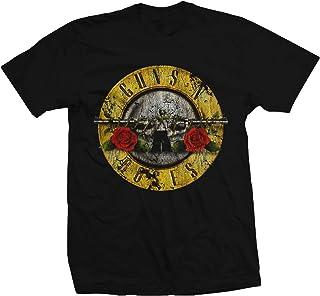 Bravado Guns Nx0027; Roses Distressed Tx2212;Shirt