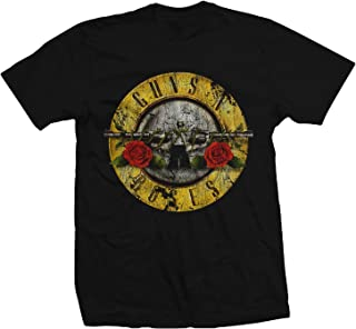 Guns Nx0027; Roses Distressed Tx2212;Shirt