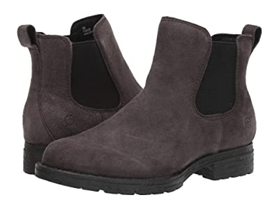 Born Cove (Dark Grey Suede) Women