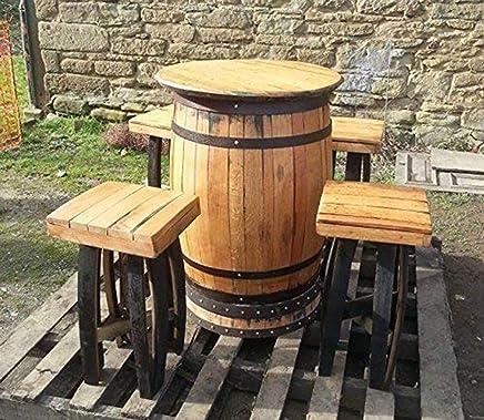 Amazon.es: Whisky - Madera / Muebles: Hogar y cocina