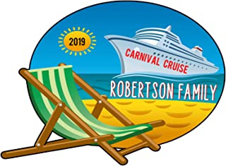 Personalized Family Vacation Door Magnet. Carnival Cruise Line Magnet. Holland America Magnet. Royal Caribbean Magnet. Princess Cruise Magnets. Norwegian Cruise Line. Celebrity Cruises