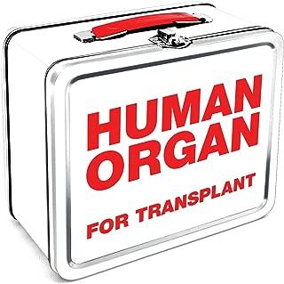 Aquarius Human Organ Large Tin Fun Box