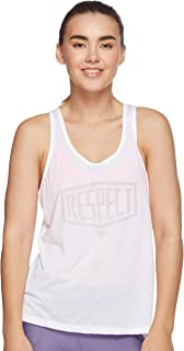Under Armour The Rock Whisperlight Tie Back Tank