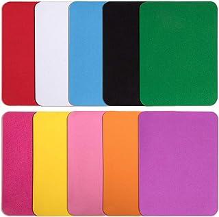 Parche Para Tela De AplicacióN, 10 Colores De Alta Calidad Vaquero Parches De Hierro Sobre