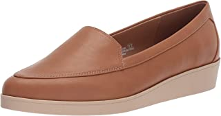 Aerosoles - Women's Clever Flat - Modern Loafer with Memory Foam Footbed