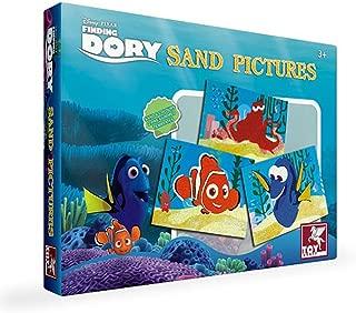 Toykraft Sand Art Kits (Finding Dory)