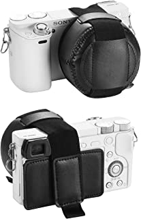 TXEsign PU Neoprene Portable Carrying Camera Case Lens Protection Sleeve Bag Compatible with Sony Alpha a6500 a6000 Mirror...