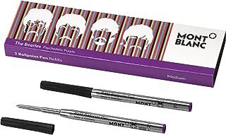 Montblanc 2 Ballpoint Pen Refills (M) Beatles 116274