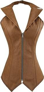 tuxedo corset top