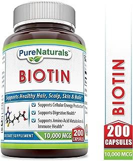 Best ultra biotin dropins 10000 mcg Reviews