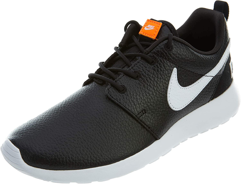Nike Roshe One BR Herren Laufschuhe Dunkelgrau Weiß Günstig