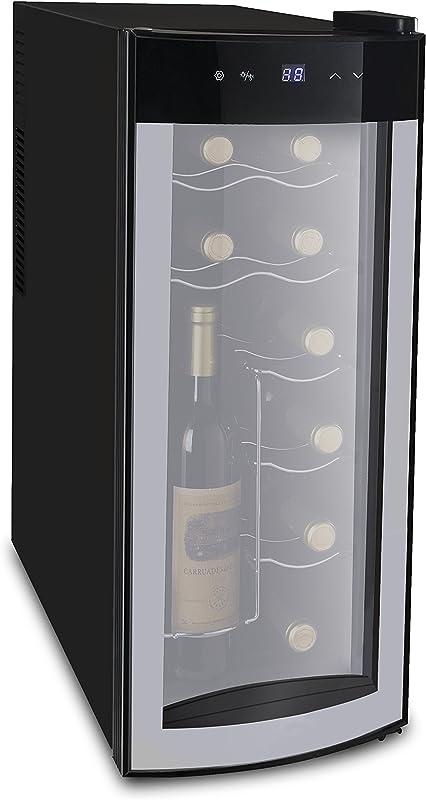 Frigidaire FRW1225 Wine Cooler Black