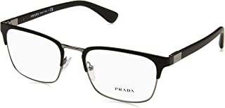 Prada Men's PR 54TV Eyeglasses