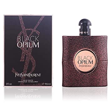 Agua De Colonia Black Opium De Yves Saint Laurent Beauty