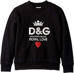 Royal Love Sweatshirt (Little Kids)