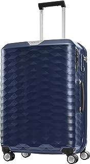Samsonite 111637 Polygon Hard Side Spinner Suitcase, Blue, 69 Centimeters