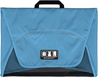 "BAGSMART 17"" Packing Folder Anti-Wrinkle Travel Garment Bag and Luggage Accessory"