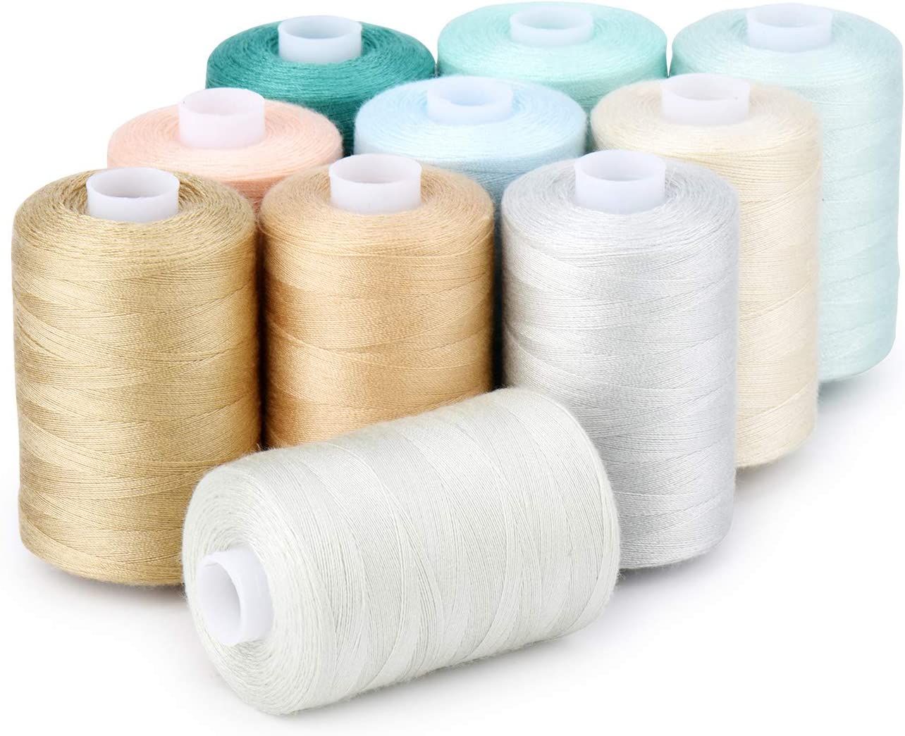 Sewing Thread 12 Max 40% OFF Colors Set 40S for High quality new Machine Quilting Ha 2