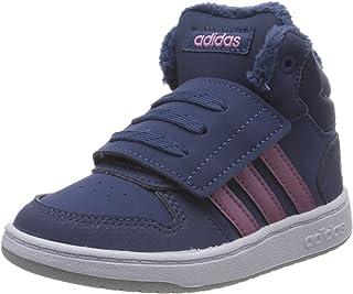 adidas Hoops Mid 2.0 I, Scarpe da Ginnastica Unisex-Bambini