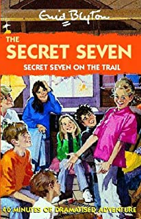 Secret Seven On The Trail: Book 4