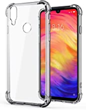 WOW Imagine Soft Jel Ultra Thin 0.3mm Full Protection Clear TPU Back Case Cover for Xiaomi Mi Redmi Note 7 / 7S / Note 7 Pro (Transparent)