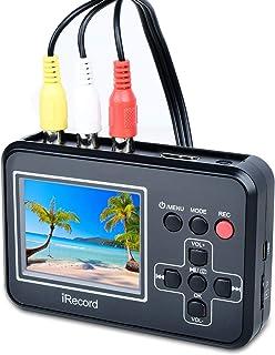 Digital convertisseur VHS Cassettes vers numérique capturez vidéo de VHS/Cassettes, Hi8..