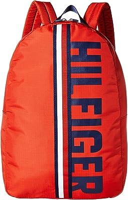 871b1af9a Tommy Hilfiger. Stephan Corporate Stripe Camo Canvas Backpack.  49.99MSRP    118.00. Red. 69