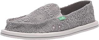 Women's Donna Crochet Loafer Flat