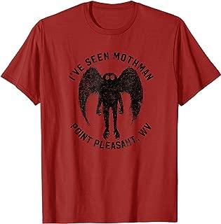 I've Seen Mothman Shirt Cryptozoology Point Pleasant T Shirt