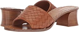Bottega Veneta - Intrecciato Heeled Sandal