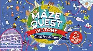 Maze Quest: History