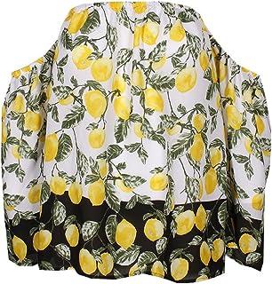 INC 女式雪纺印花衬衫