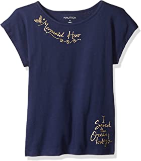 Girls' Short Sleeve Graphic Tee