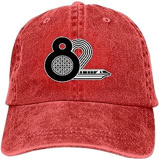LeoCap Ingenuity and Imagination Baseball Cap Unisex Washed Cotton Denim Hat Adjustable Caps Cowboy Hats