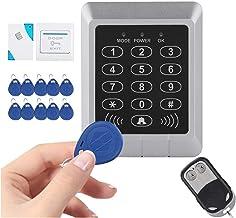 Multifunctioneel deurslot Elektrische magnetische deurslot toegangscontrole kaart wachtwoord deurbeveiliging anti-diefstal...